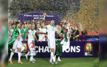 Algeria defeat Senegal, win Africa Cup of Nations