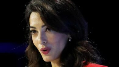 Photo of Amal Clooney slams Donald Trump for vilifying journalists