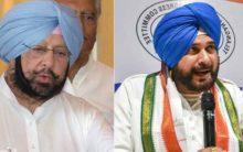 Amarinder Singh accepts Navjot Sidhu's resignation