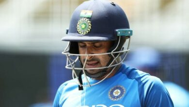 Photo of Ambati Rayudu writes to BCCI, announces retirement