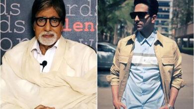 Photo of It's a wrap for Amitabh Bachchan, Ayushmann 'Gulabo Sitabo'