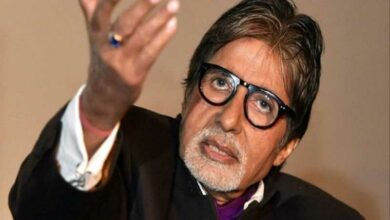 Photo of Amitabh mocks ICC's boundary rule after England WC win