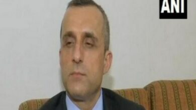 Photo of Amrullah Saleh survives major attack on his residence in Kabul