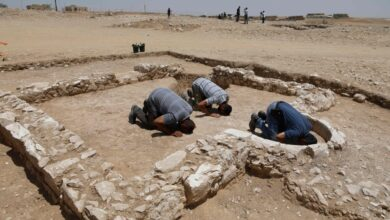 Photo of Archaeologists unearths remains of 1200 year-old ancient mosque