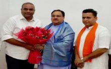 TDP's legislative council member Annam Satish Prabhakar joins BJP