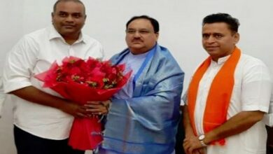Photo of TDP's legislative council member Annam Satish Prabhakar joins BJP