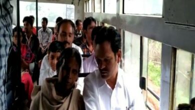 Photo of Andhra: Legislator travels by bus to connect with commuters