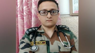 Photo of Delhi: Army officer's body found on railway track