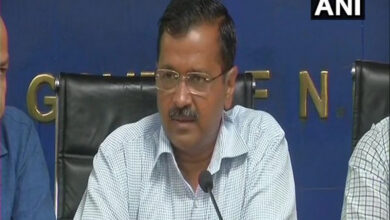 Photo of Kejriwal condoles death of ex-Delhi BJP president Mange Ram Garg
