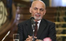 Only Afghan govt can negotiate with Taliban: Ghani