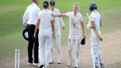 Photo of Women's Ashes Test: Match ends in draw, Aussies retain Ashes
