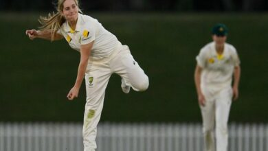Photo of Women's Ashes: Sophie Molineux added to Australia's squad