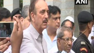 Photo of BJP, its leaders hardly care about Constitution: Ghulam Nabi Azad