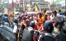 Clashes break out between BJP, TMC workers in Asansol