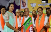 BJP slams Anju Bobby George for denying joining party