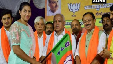 Photo of BJP slams Anju Bobby George for denying joining party
