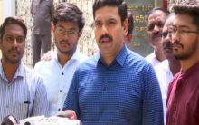 Yedyurappa's son Vijayendra rubbishes allegations about BJP leaders visiting Mumbai hotel