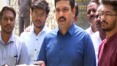 Photo of Yedyurappa's son Vijayendra rubbishes allegations about BJP leaders visiting Mumbai hotel