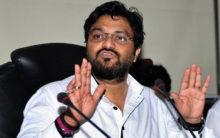 '19 Mein Half, '21 Mein Saaf': Babul Supriyo on TMC govt