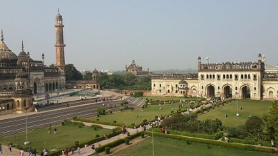 Photo of No entry for visitors in 'indecent clothes' in Lucknow Imambara