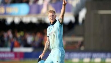 Photo of Ben Stokes nominated for New Zealander of the Year