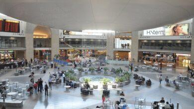 Photo of Tel Aviv airport on high alert as plane makes emergency landing