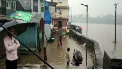 Photo of Mumbai records highest rainfall in 10 years
