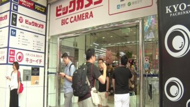 Photo of Bic Camera in Osaka attracts foreign visitors for shopping