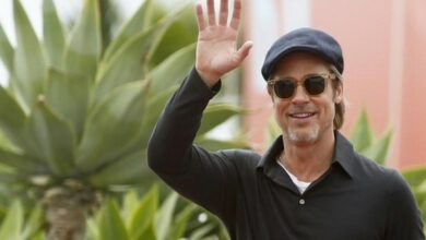"""Photo of Brad Pitt says he will one day """"organically"""" be done with acting"""
