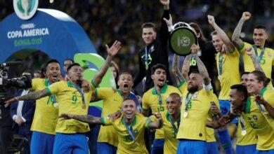 Photo of Brazil trounce Peru 3-1, lift Copa America title