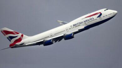 Photo of British Airways, Lufthansa suspend flights to Cairo