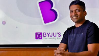 Photo of Byju's Founder Raveendran becomes new billionaire