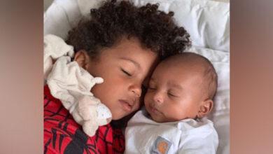 Photo of Kim Kardashian on the sweet bond her sons share