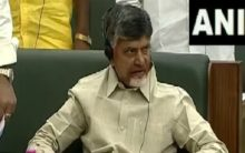 Andhra: TDP MLAs create ruckus in Assembly, interrupt CM Reddy's speech