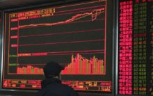 Hong Kong stocks flat at break