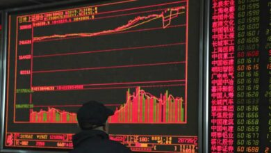 Photo of Chinese shares open higher, yuan weakens