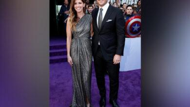 Photo of Chris Pratt and Katherine Schwarzenegger enjoys time with family