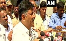 DK Shivakumar mulls legal action after being denied entry to Mumbai hotel