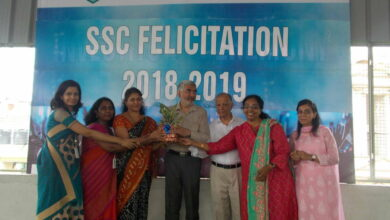 Photo of Diamond Jubilee high school, celebrated SSC success in board result