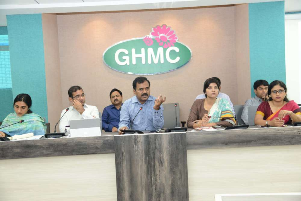 GHMC to prepare a draft list by July 25 for pensioners