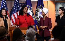 Democratic congresswomen hit back at Trump tweets