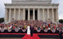 With tanks and jets, Trump marks July 4 celebrations