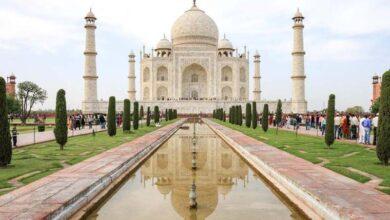 Photo of Security at Taj Mahal to beef up after Shiv Sena threat