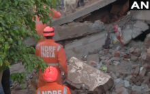 Woman injured in east Delhi house collapse