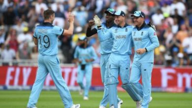 Photo of World Cup semi-final: England dismiss Australia for 223