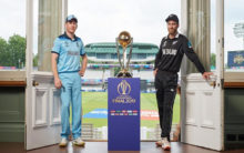 England-New Zealand battle for maiden ICC World  Cup title