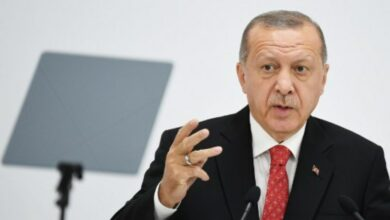 "Photo of Turkish President says killing of IS leader ""turning point"""