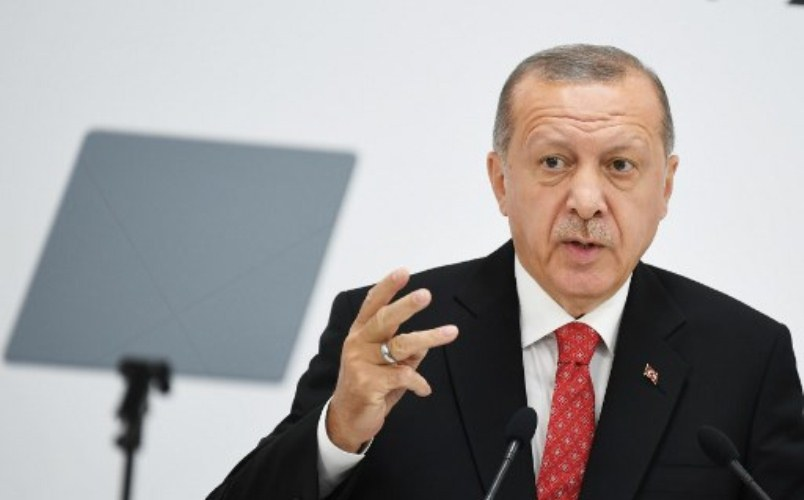 Kurdish forces kill 11 pro-Turkish Syrian fighters: Erdogan