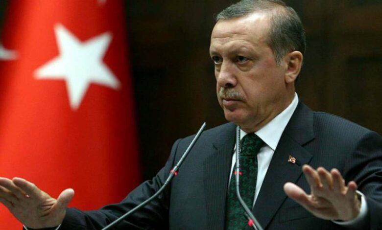 Erdogan renews Syria 'air and ground' operation threat