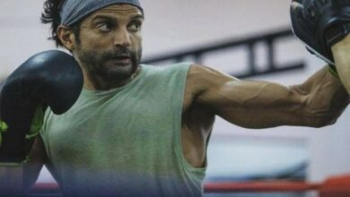 Photo of Farhan Akhtar gets 'Toofan' ready!